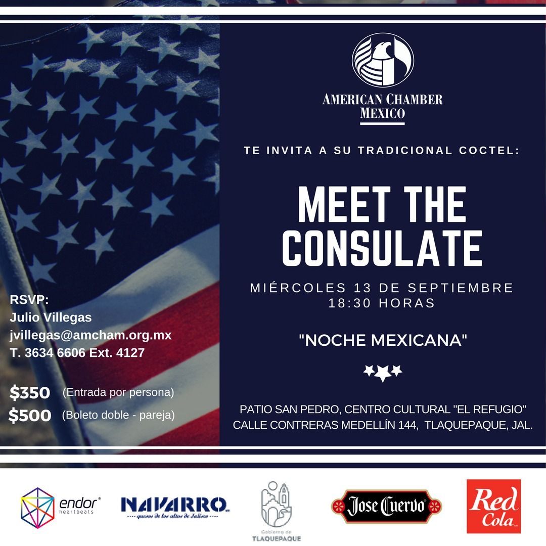 GDL MEET THE CONSULATE 2017