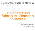 Expectativas del Estado de Derecho en México