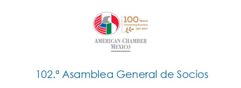 102.° Asamblea General de Socios