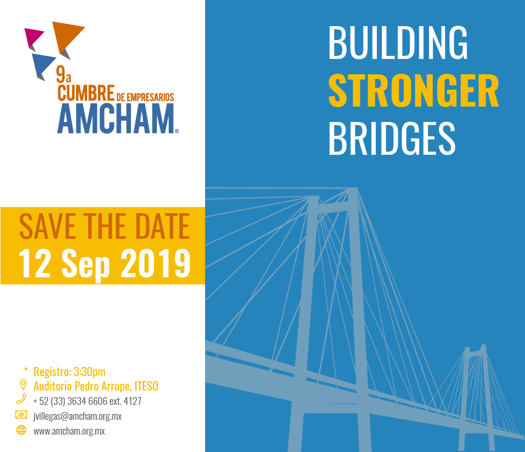 GDL 9a. Cumbre Amcham 2019