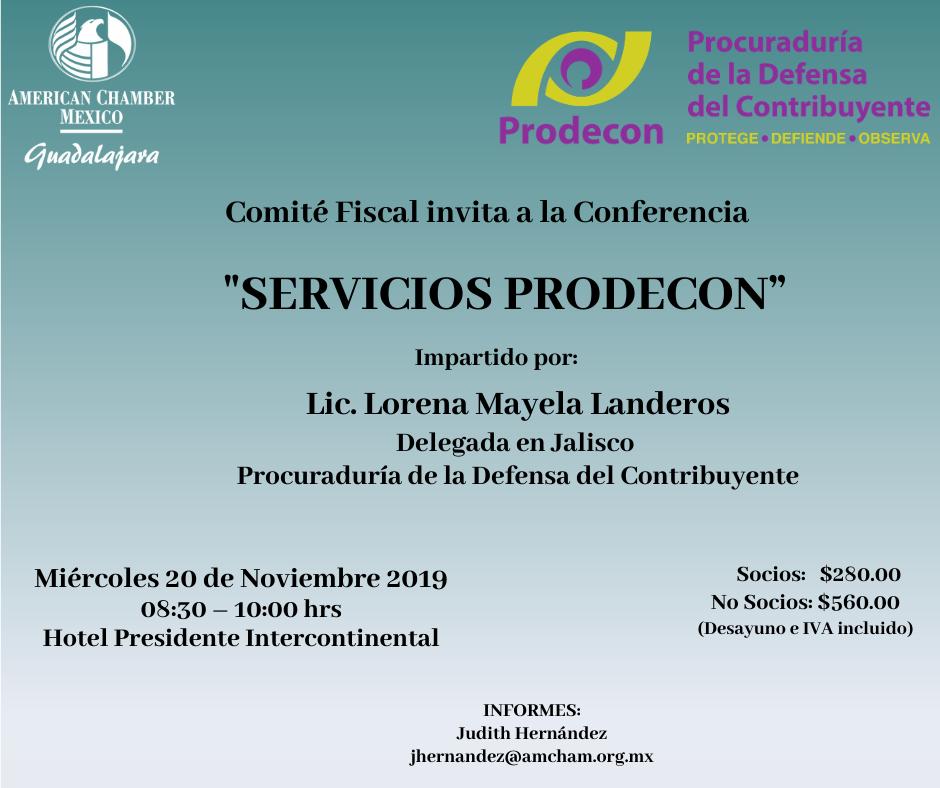 GDL-Comité Fiscal, Noviembre 20, 2019