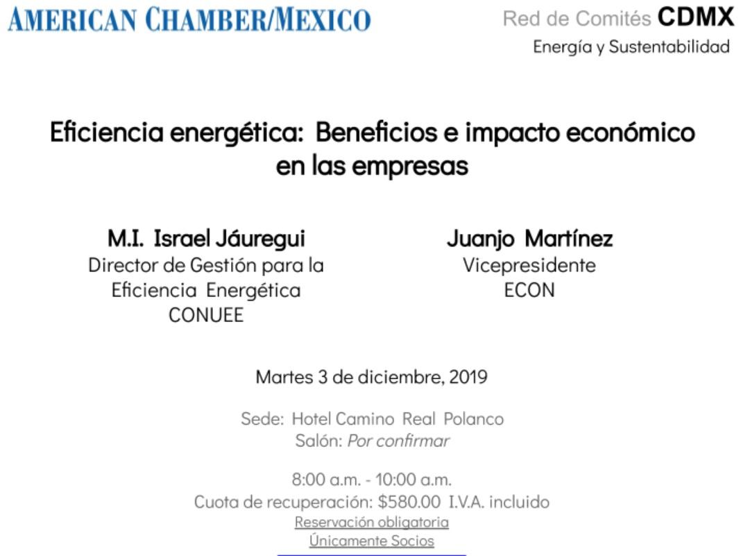 Eficiencia energética: Beneficios e impacto en las empresas