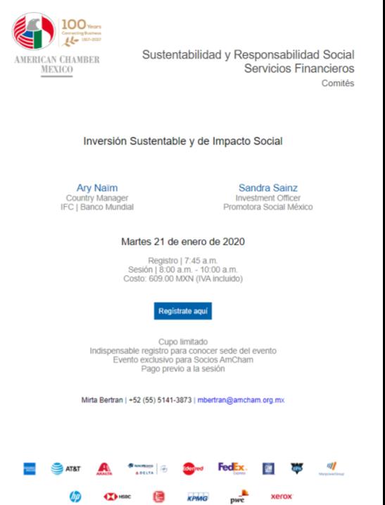 Inversión Sustentable y de Impacto Social