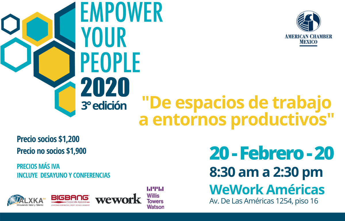 GDL Empower Your People  feb. 2020
