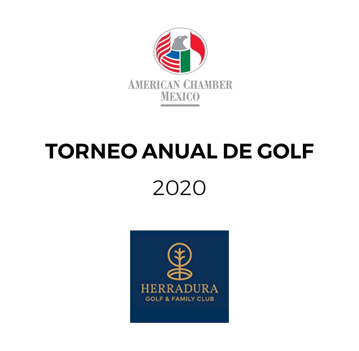 MTY - Torneo Anual de Golf 2020 - EVENTO POSPUESTO
