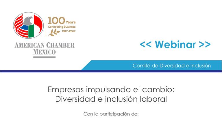 Empresas impulsando el cambio: Diversidad e inclusión
