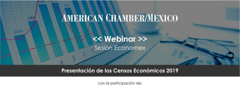 Presentación de los Censos Económicos 2019