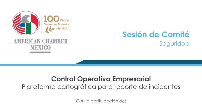 Sesión de Seguridad | Control Operativo Empresarial