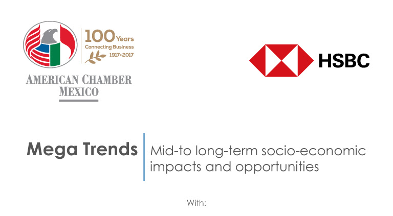Mega Trends: Impacts & opportunities | Take part in the conversation with HSBC experts