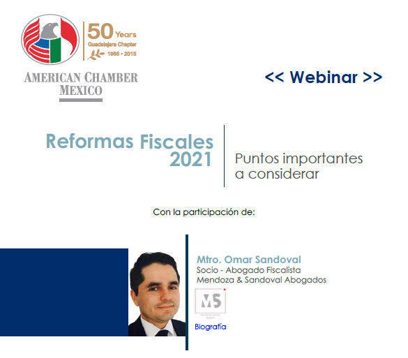GDL Reformas Fiscales 2021