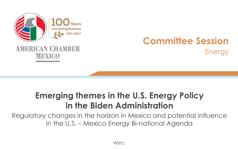 Emerging themes: U.S. Energy Policy in the Biden Administration