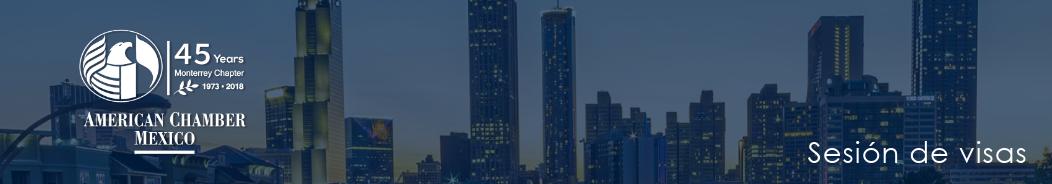 MTY - Sesión Virtual de Asesoría para trámite de Visa Americana