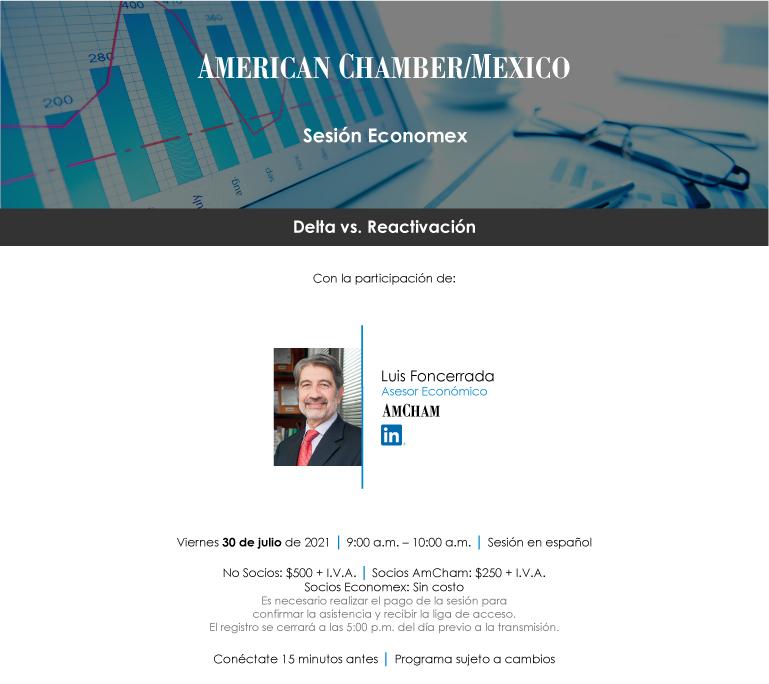 Sesión Economex - Delta vs. Reactivación